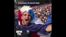 Champions du monde: un an après, les plus belles images de la France en liesse