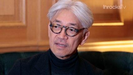 Ryuichi Sakamoto : l'interview son vs mélodie