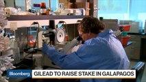 Gilead to Raise Stake in Galapagos