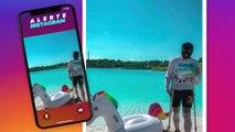 Ce lac toxique rend fous tous les Instagrammeurs