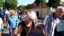 Avignon : l'opération escargot des habitants de la rocade sud