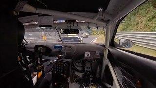 VÍDEO: Vuelta onboard en un BMW M6 GT3 por Nürburgring, ¡brutal!