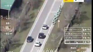VÍDEO: Vaya lección de estos ciclistas en la carretera, ¡chapeau!