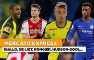 Mercato Express : Abdou Diallo à Paris, c'est imminent !
