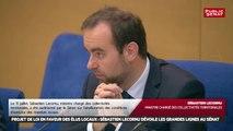 Projet de loi en faveur des élus locaux : sébastien lecornu dévoile les grandes lignes au sénat (15/07/2019)