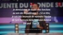 La porte-parole des Républicains Laurence Sailliet rejoint Cyril Hanouna