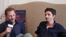 Rencontre avec Raphaël Personnaz et  Nicolas Duvauchelle pour évoquer Persona non Grata