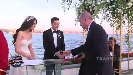 DUNIA PUNYA CERITA -_Pernikahan Amal Ozil