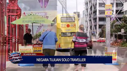 DUNIA PUNYA CERITA -_TOP 5 NEGARA PARA SOLO TRAVELLER