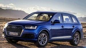 """Audi Q7 - in """"The Land of the Quattro"""""""