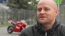Ducati 1198 SP: Jürgen Vogel at the Nürburgring