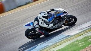BMW HP4 Race - limited racing bike