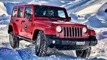 Winter Drifting Fun with FCA Cars