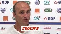 Le style Lionel Rouxel - Foot - Euro -U19 ans