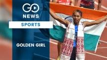 Hima Das: India's Golden Girl