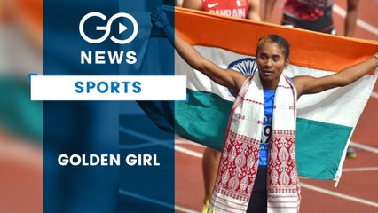 Hima Das: India's Golden Girl