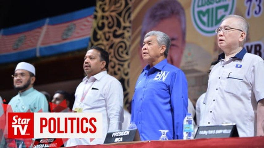 Zahid: Pakatan facing slow death due to internal turmoil, other shortcomings