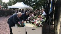 Cérémonie commémorative pour les 75 ans de la Libération