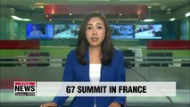 G7 leaders gather in France amid worrying trend of trade disputes, fear of global recession