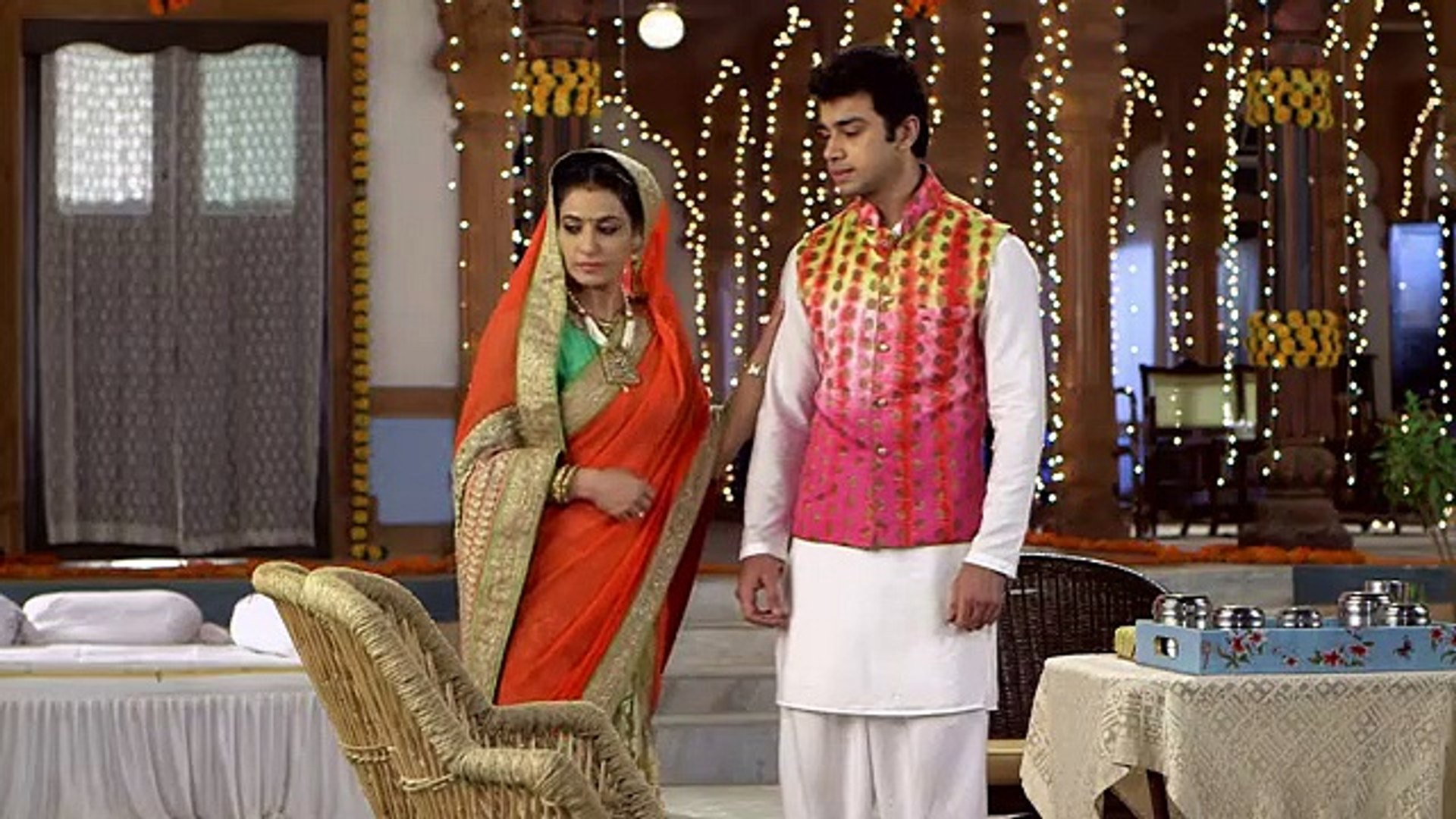 (27)Mere Rang Mein Rangne Waali -  Episode 27 - Govind condemns LD ( 360 X 640 )