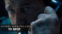"Angel Has Fallen (2019 Movie) Official TV Spot ""Collect Call"" — Gerard Butler, Morgan Freeman"