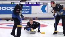 World Curling Tour, Baden Masters 2019 , Team Edin (SWE) vs Team Schwaller (SUI), FINAL