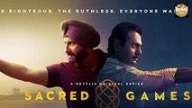 Honest Review of Sacred Games – Season 2
