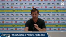 Replay Conf de Presse d'André Villas-Boas avant #OGCNOM