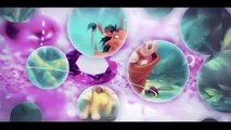 Adobe After Effects TemplateFree Circle-Parallax-Slideshow-Opene