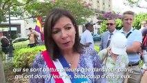 Libération de Paris: la ville célèbre les combattants espagnols
