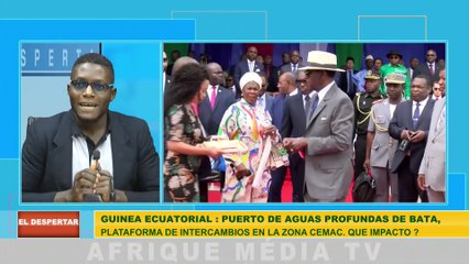EL DESPERTAR AFRICANO  DU 23-08 - 2019
