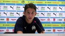 """Nice-OM : Maxime Lopez """"le coach est énormément derrière nous"""""""