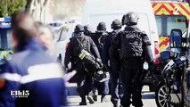 L'assaut qui a mis fin à l'attaque terroriste dans un supermarché de Trèbes après le geste héroïque d'Arnaud Beltrame