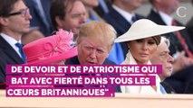 La petite blague d'Elizabeth II sur l'hélicoptère de Donald Trump
