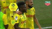 But Moses SIMON (83ème) / Amiens SC - FC Nantes - (1-2) - (ASC-FCN) / 2019-20