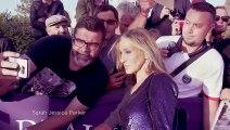 Pierce Brosnan et Geena Davis au Festival du cinéma américain de Deauville