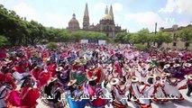 المكسيك تحتضن أكبر رقصة فولكلورية في العالم
