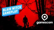 Blair Witch The Game - Gamescom 2019 gameplay