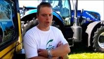 Terres en folie : l'interview de Loïc Farey président des Jeunes agriculteurs du Doubs