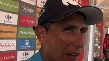"""Tour d'Espagne 2019 - Nairo Quintana : """"De momento estamos bien"""""""