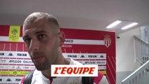Slimani «Ça ira de mieux en mieux» - Foot - L1 - Monaco