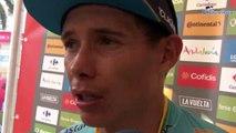 "Tour d'Espagne 2019 - Miguel Angel Lopez : ""Vamos con tranquilidad"""