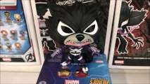 Marvel Venomized Rocket Funko Pop Vinyl Figure Detailed Look