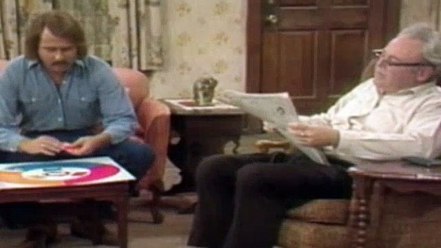 All In The Family Season 4 Episode 8 The Games Bunkers Play