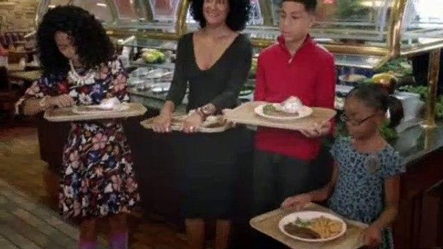 Black-Ish Season 1 Episode 7 The Gift Of Hunger