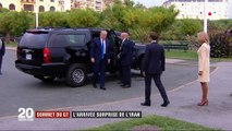 Sommet du G7 : l'Iran s'invite à Biarritz