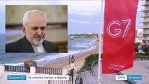 Sommet du G7 : une délégation iranienne s'invite à Biarritz