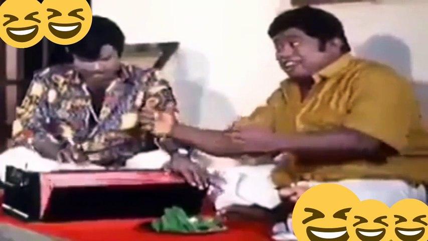 Goundamani & Sendhil Comedy - WhatsApp Status #2