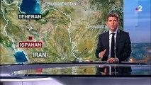 Visite du ministre iranien au G7 : la population iranienne reste sceptique