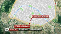 Histoire : commémoration de la libération de Paris, 75 ans après